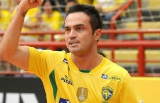 a8758c7c39 Falcão anuncia aposentadoria da Seleção e critica Confederação ...