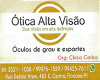 Otica Visão - Ache Floriano