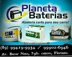 Planeta Baterias - Ache Floriano