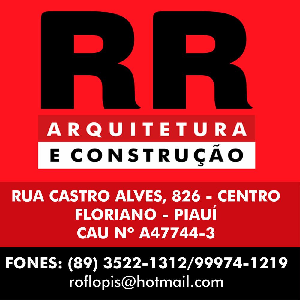 rr arquitetura
