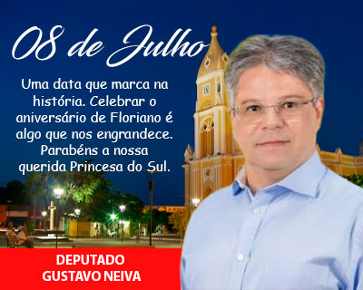 Mensagem Gustavo Neiva
